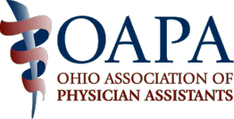 Ohio Physician Assistants Association. Click logo for home page.